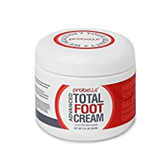 Developed with your feet in mind. Specific ingredients were picked to focus on targeting total foot health by rejuvenating your feet to soften and hydrate skin, promote circulation, provide relief for dry cracked feet. Formulated with Vitamins, Natur...
