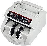 Hammer Detector de Billetes Falsos Bill Dinero y contra, Falso divisas del Inspector de la máquina con Advanced UV, MG y detección de Infrarrojos, Compacto y fácil con Valor y Pass Modos/Falla