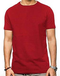 T-Shirts Round Neck Cotton Men summer 5X