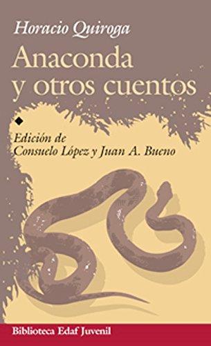 Anaconda Y Otros Cuentos (Biblioteca Edaf Juvenil)