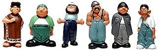 Homies Series 1 - Complete Set of 6 Retired Figures!