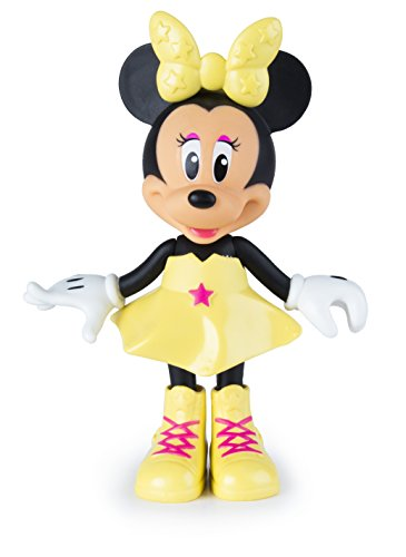 Minnie Mouse- Fashion Dolls 2: Pop Star, Multicolor (IMC Toys 182912) 2