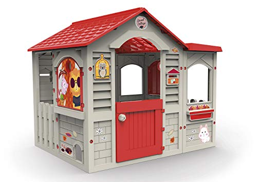 Chicos Casita Infantil de Exterior Grand Cottage XL, Color B