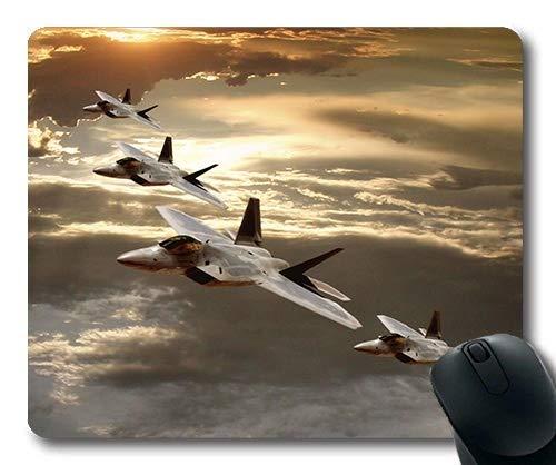 Aviones de Combate de la Fuerza aérea India HD, Cómoda Alfombrilla de ratón, máquina de Arcade Street Fighter 2, Alfombrilla de ratón con Bordes cosidos