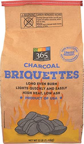 365 Everyday Value, Charcoal Briquettes, 12 lb