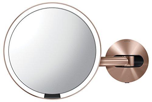 SimpleHuman Espelho de Parede Sensor para a Rede Beauty