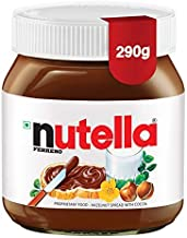 Ferrero Nutella Hazelnut Spread with Cocoa (290 g Each) - Pack of 2
