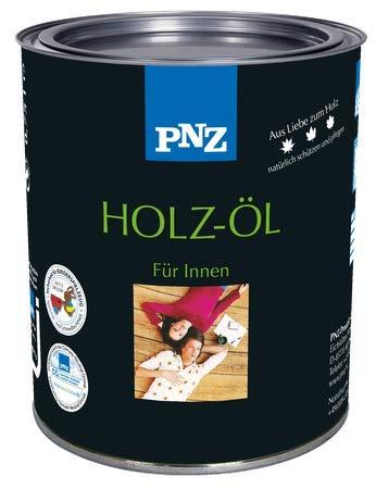 PNZ Holz-Öl, Gebinde:0.75L, Farbe:weiß