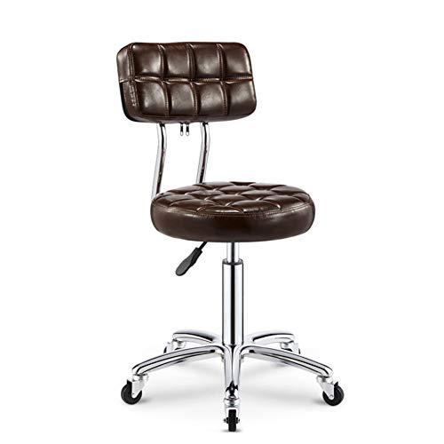 MOye fauteuil riemschijf schoonheid stoel eenvoudige retro kappersstoel comfortabele ervaring