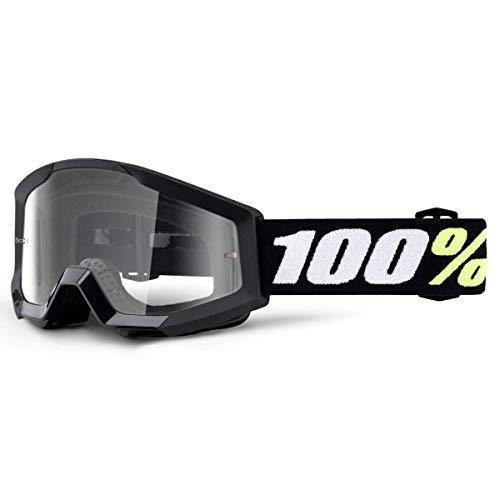 Desconocido 100% 50600-001-02 - Gafas de sol, Negro, Talla �