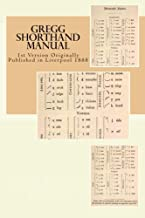 Gregg Shorthand Manual