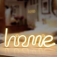 ネオンナイトライト 月形のネオンサイン、LEDネオンライト、月の壁ライトスタジオキッズルームのリビングルームのウェディングパーティー (暖かい白)