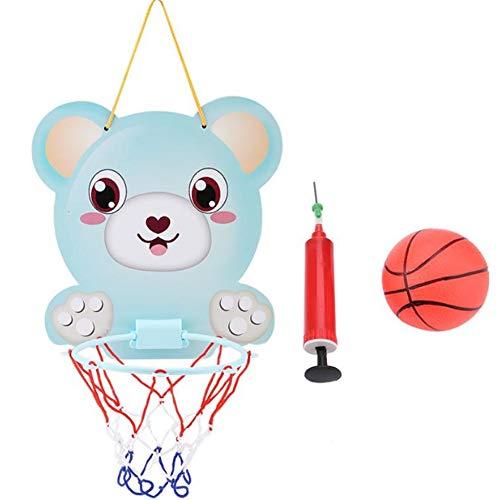 LYX Hängendes Basketballbrett - Sportanzug für Kinder - einstellbares Basketball-Anhänger für Kinder (2-6 Jahre),A