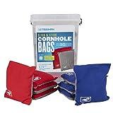 Triumph Sports Slick n Stick Cornhole Bags, Multicolor