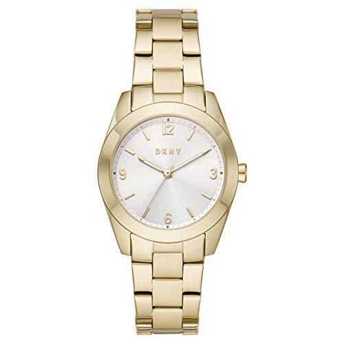 DKNY Damen-Uhren Quarz One Size 87920631