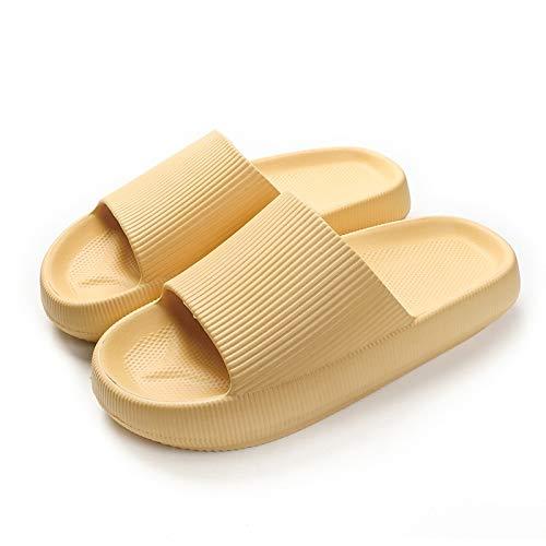 FADJIKKP Anti-Rutsch-Pantoffeln for Badezimmer Badewanne, Sommer Sandalen for den Sommer, Geeignet for den täglichen Gebrauch, Strand Schwimmbad (Size : 36EU)