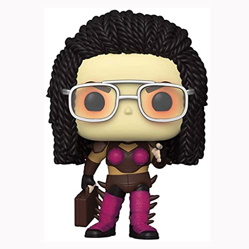 naiping The Office Pop Figure Dwight Schrute as Kerrigan eccc Chibi Vinly PVC Decor Collector's Item