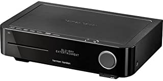 Harman Kardon BDS 2 SO 2.1 Channel Blu-ray Home Theater Receiver - Black Gloss
