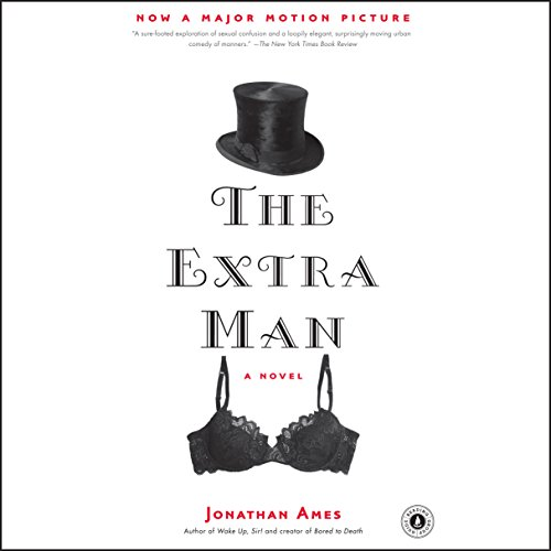 The Extra Man cover art