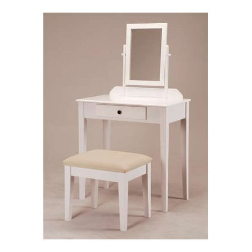 Small Vanity Table for Bedroom: Amazon.com