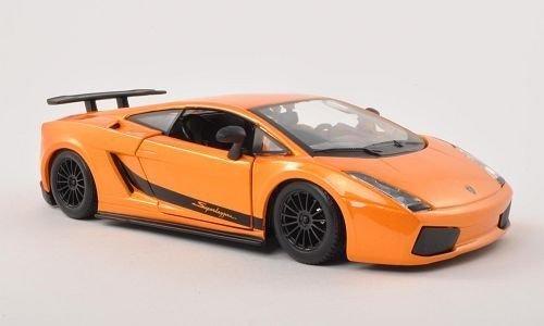 Lamborghini Gallardo Superleggera Orange 1/24 Bburago Burago Modellauto Modell Auto