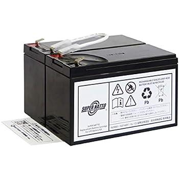 スーパーナット UPS用バッテリーキット RBC109J-S■RBC109J 互換■APC RS 1200用 RBC109J-S