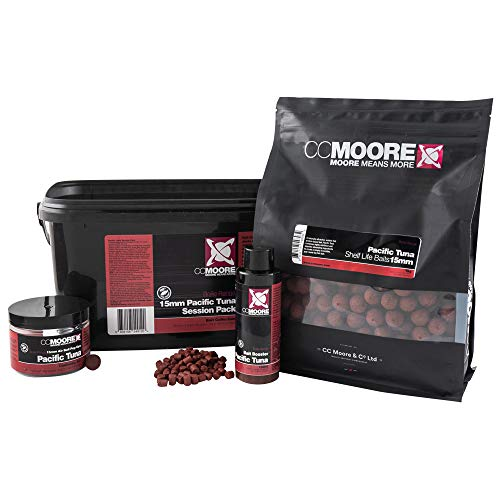CCMoore Bouillettes Pacific Tuna Session Pack