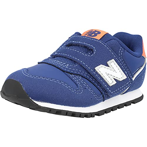 New Balance IZ373V2 Sneaker, Natural Indigo, 26 EU