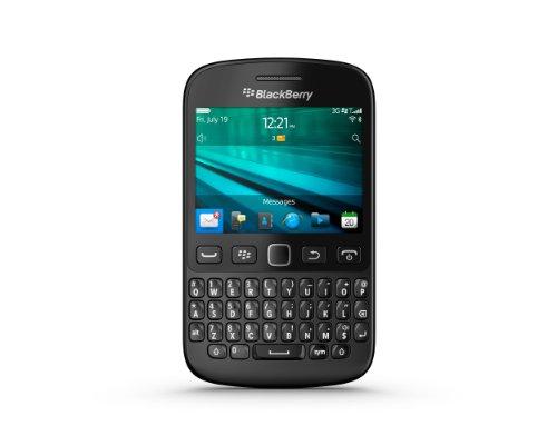Blackberry 9720 Smartphone (7,1 cm (2,8 Zoll) Display, 512MB RAM, 5 Megapixel Kamera) schwarz