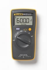 Basic dc accuracy 0.5% CAT III 600 V safety rated Diode and continuity test with buzzer Small lightweight design for one-handed use Rugged, durable design