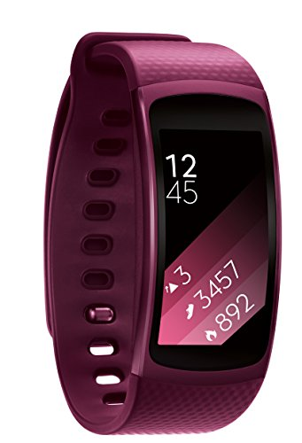 Samsung Gear Fit2- Pink, Medium/Large