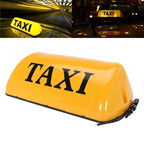Panneau de toit magnétique LED étanche pour taxi 12 V
