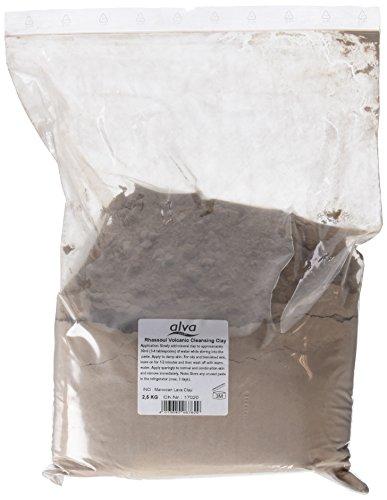 Alva Rhassoul 6762 Mineralische Wascherde (Powder) 2500 g