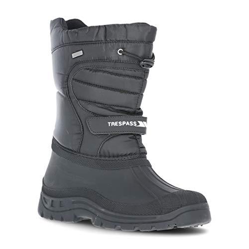 Trespass Dodo, buty dziecięce, uniseks, czarny - Czarny Czarny Czarny - 41 EU