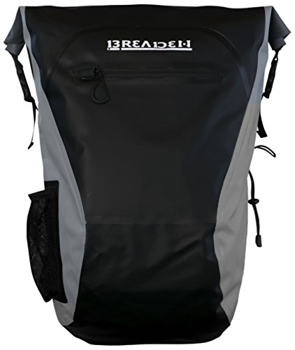 ブリーデン(BREADEN) Macquarie 40 #01 BLACK*GRAY.