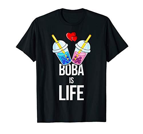Bubble Tea T-shirt - Perlen Lustig Tapioca Pearl T-Shirt