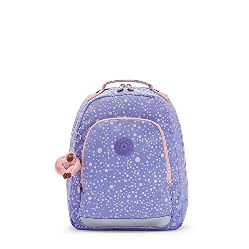 Kipling Class Room Small 13' Printed Laptop Backpack Purple Twinkle