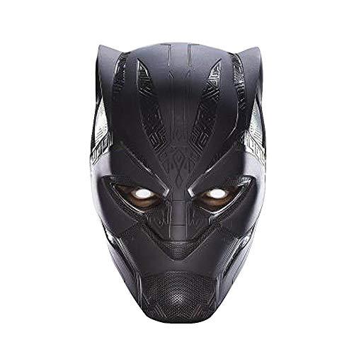 Avengers - Careta/Mscara Black Panther (Tamao nico) (Negro)