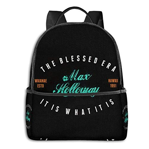 AOOEDM Backpack Max Holloway Travel Laptop Backpack