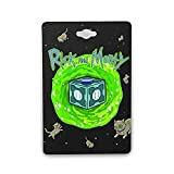 RICK AND MORTY Collectibles   Mr. Meeseeks Enamel Pin   2 inches