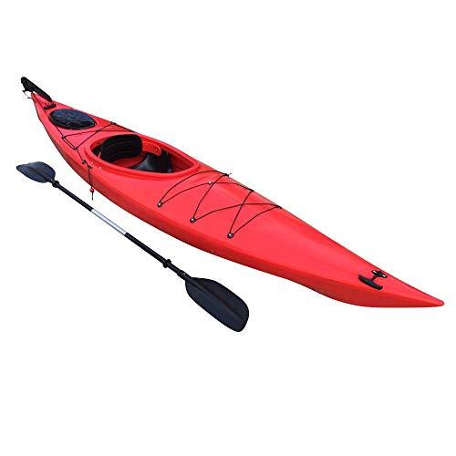 Cambridge Kayaks ES, Adventura 350, Turismo, Rojo, Rigido