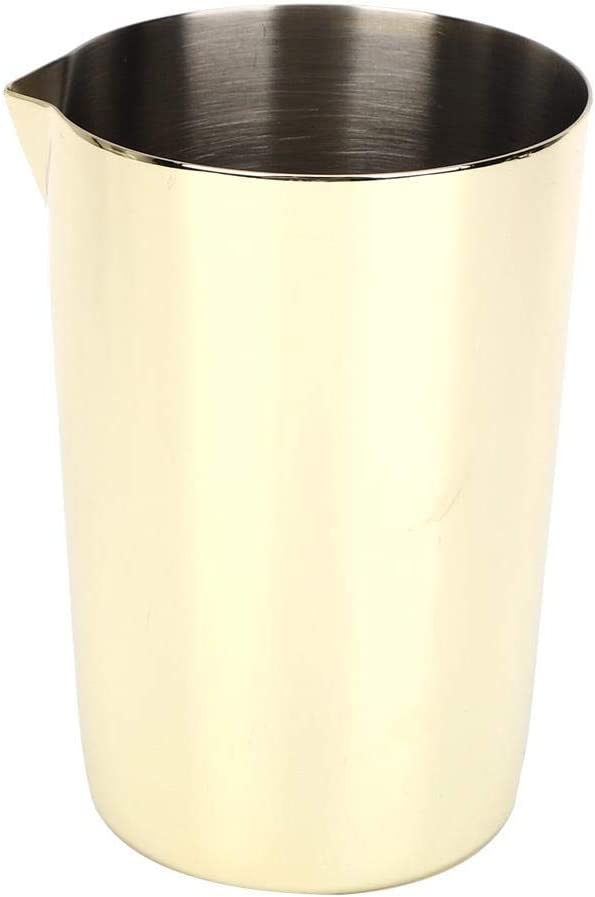 304 Stainless Steel Cocktail Mug New product! New type Dr Wine Rapid rise Mixing Cup