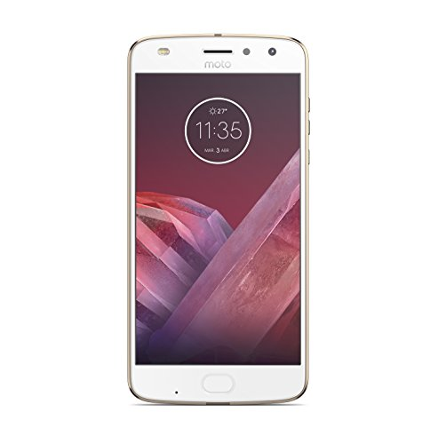 Motorola Moto Z2 Play - Smartphone Libre Android 7, Pantalla De 5.5'' Full 5358