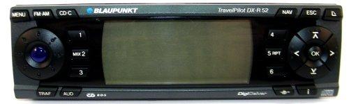 BLAUPUNKT Radio TravelPilot DX-R52 Bedienteil Ersatzteil 8619002791 Sparepart