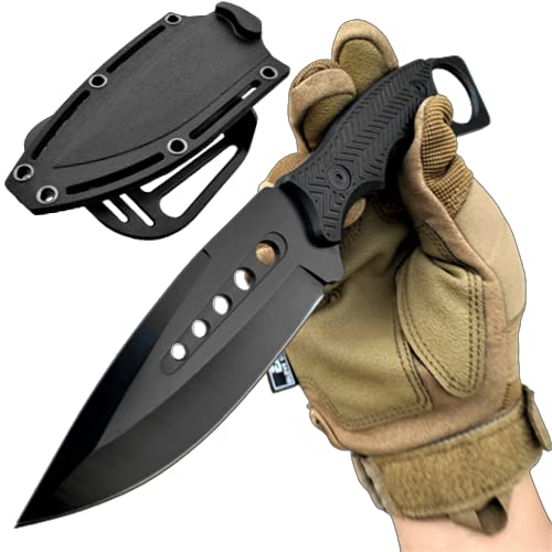 Tactical Knife Hunting Knife Survival Knife Fixed Blade...