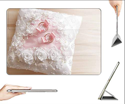Case for iPad Pro 12.9 inch 2020 & 2018 - Wedding Celebration Ornament Christmas Bride