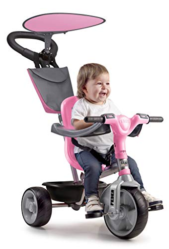 FEBER - Baby Plus Music Pink, Triciclo...