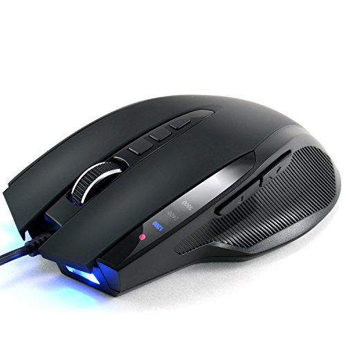 CSL - Mouse USB 3500 dpi - SM800 Ottico Gaming |...