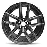 Road Ready Wheel for 2014-2017 Lexus IS250 IS350 18 inch Aluminum Rim Fits R18 Tire - Exact OEM Replacement
