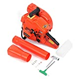 Simlug 【𝐒𝐩𝐫𝐢𝐧𝐠 𝐒𝐚𝐥𝐞 𝐆𝐢𝐟𝐭】 Two-Stroke Snow Blower, 68cc Greenhouse Snow Blower, for Snow Removal Leaf Removal